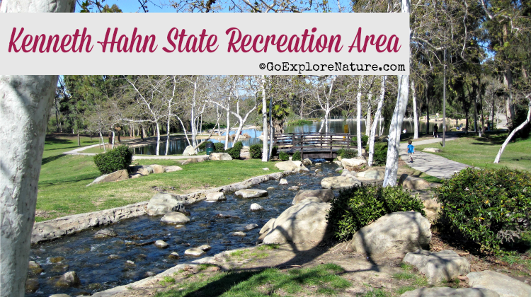 If you're looking for an outdoor spot with something to interest everyone in your family, I highly suggest checking out Kenneth Hahn State Recreation Area.