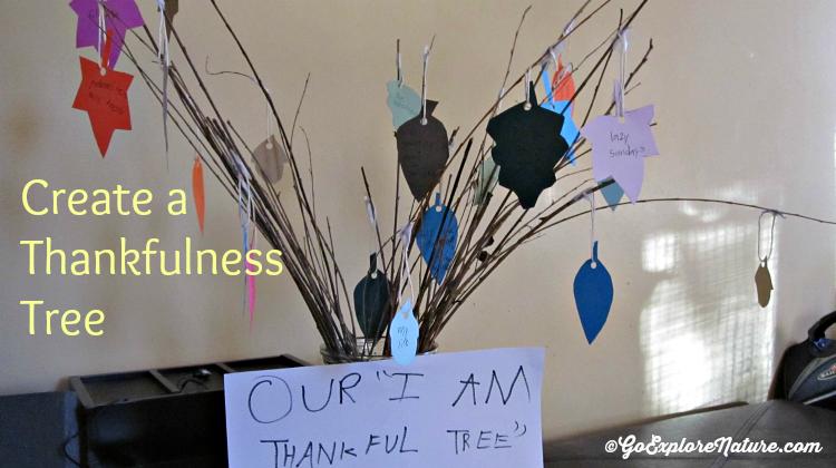 Thankfulness Tree - Featured