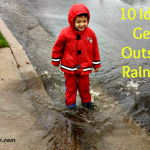 Getting Outside on Rainy Days - Featured