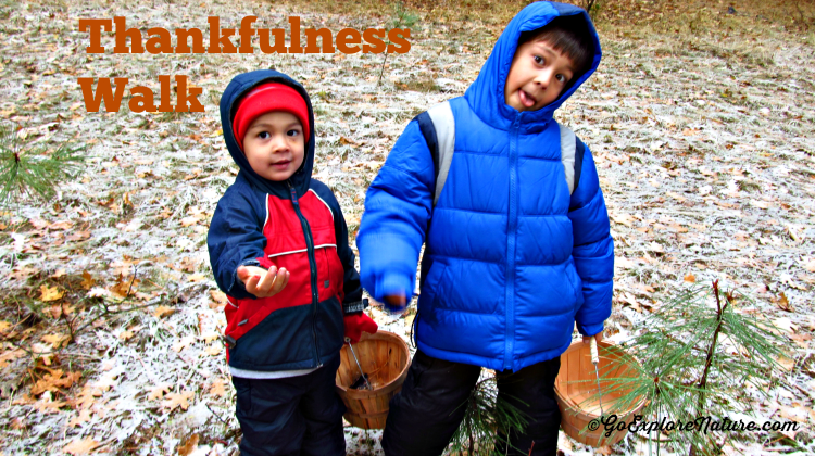 Thankfulness Walk - Featured