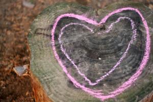 Chalk hearts