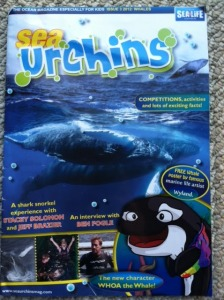Sea Urchins magazine
