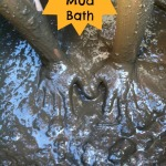 100 Days of Play: Backyard Mud Bath