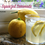 Fun Friday: Make Fresh-Squeezed Lemonade