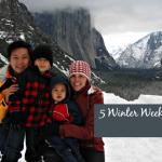 5 Winter Weekend Getaways in Nature - featured