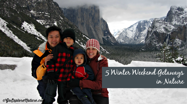 5 winter weekend getaways in nature for Weekend getaways in winter