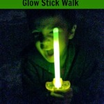 Fun Friday: Glow Stick Walk