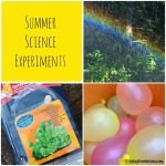 5 Summer Science Experiments