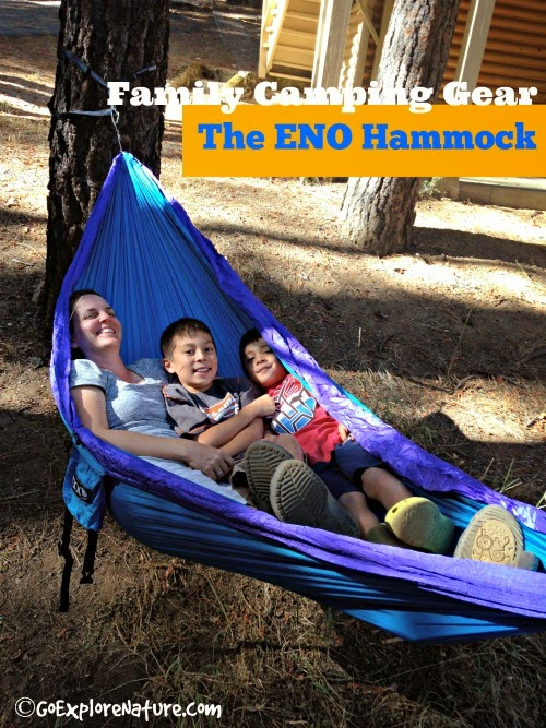 Family Camping Gear Getting To Know The Eno Hammock