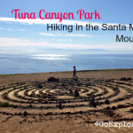 Tuna Canyon Park in the Santa Monica Mountains