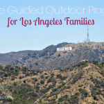 Free Guided Outdoor Programs for Los Angeles Families
