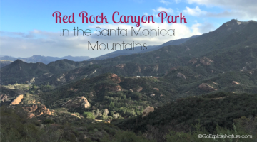 Red Rock Canyon Park in the Santa Monica Mountains is perfect for families. This Los Angeles hike features caves, fossils, climbing, views and more.