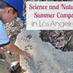 Science and Nature Summer Camps in Los Angeles