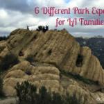 6 Different Park Experiences for LA Families
