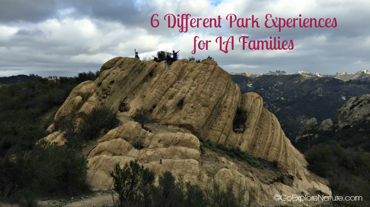 A park visit can be just about anything your family wants it to be. Here is just a small sampling of different park experiences for LA families.