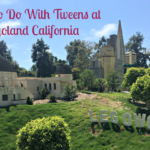What to Do With Tweens at Legoland California