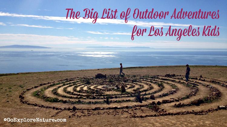 Outdoor Adventures for LA Kids