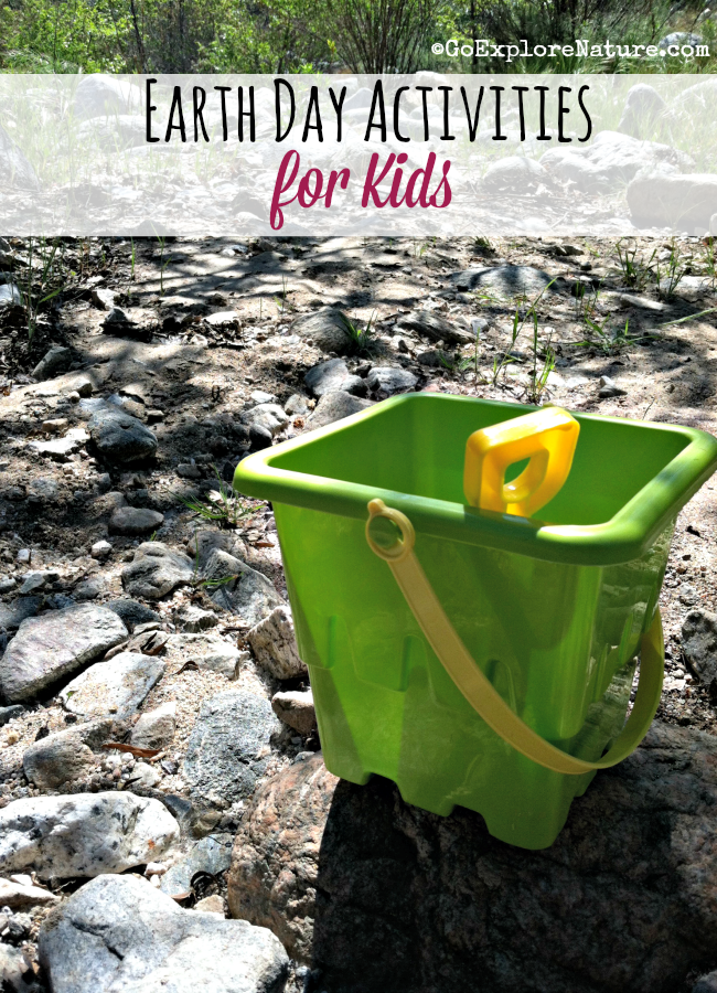 Earth day is a chance for every kid to celebrate the planet. These Earth Day activities are just right for kids.