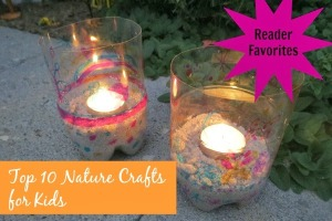 Top 10 Nature Crafts for Kids